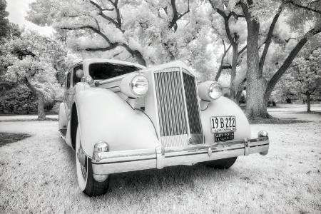 1939 Packard Series 1708 Limousine