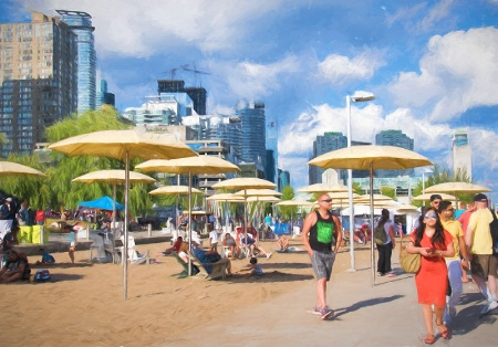 Park HTO at Toronto's Harbourfront