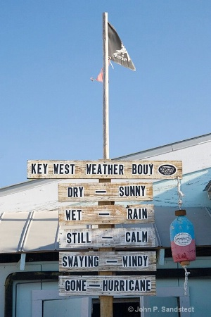 Key West Weather Prognosticator