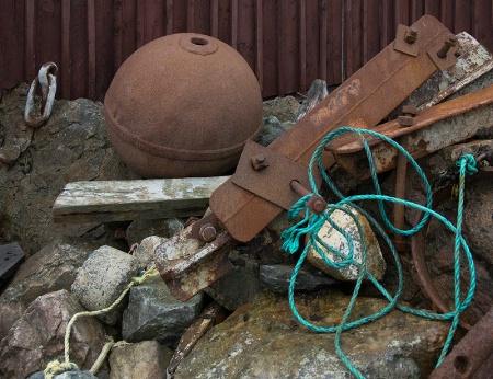 Tools of Fishermen's Trade