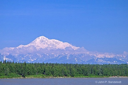 Another View of Mt. McKinley