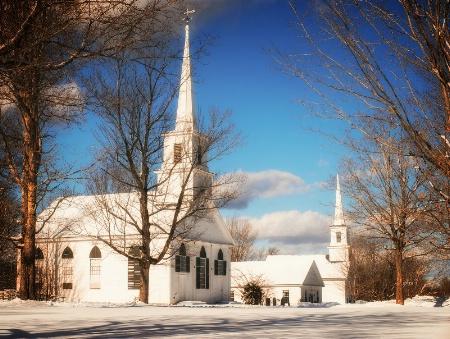 Twin Churches