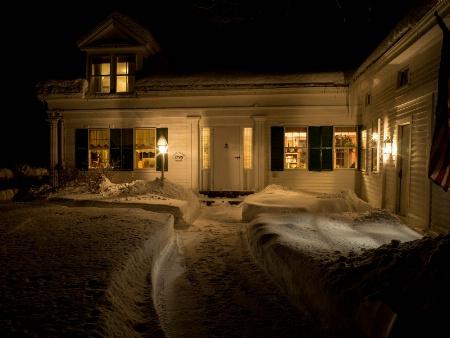 Home Through the Snow