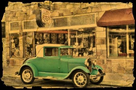 Classic Route 66