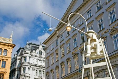 A Street in Vienna
