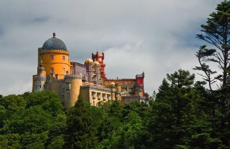 Pena Castle, Sintra Portugal