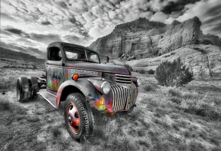 1942 Chevy 1 Ton