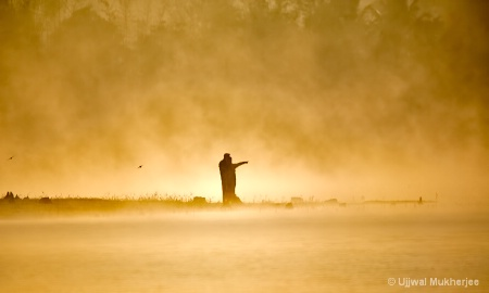Early Morning@Kabini National Park