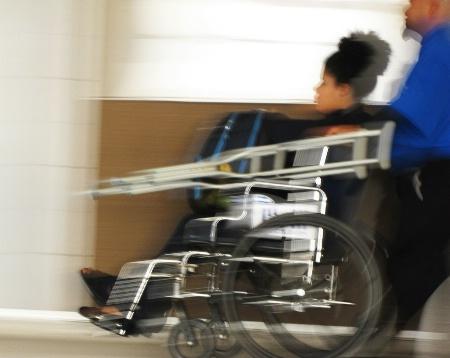 Crutches and Wheels