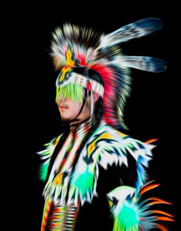 Navajo Chicken Dancer