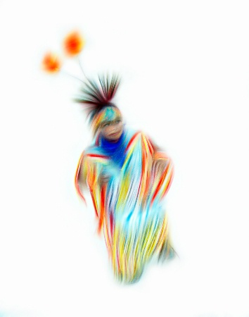 Kumeyaay Grass Dancer