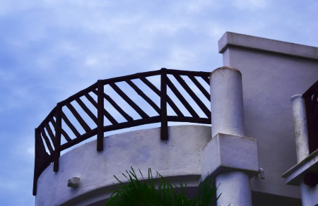 CURVES  AND  LINES  IN  COZUMEL