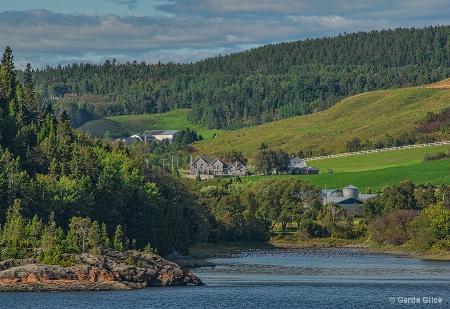 In Saguenay Fjord National Park, QC