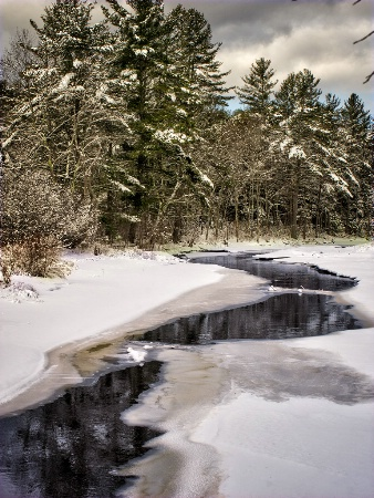 Winter Rivers #8
