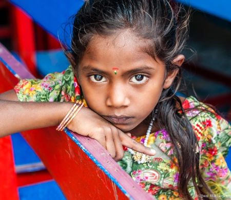 The Girl from Hampi
