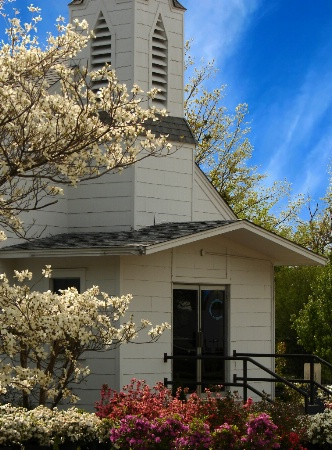 Springtime Church On Honor Heights Drive