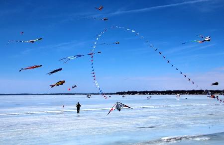 Clear Lake Kite Festival