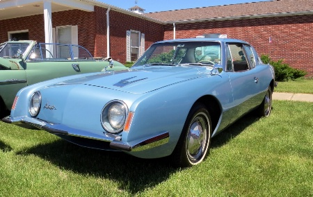 '63 Avanti (Studebaker)