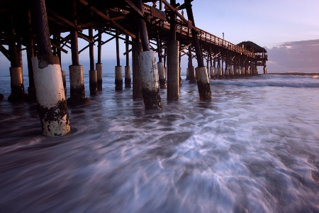 Pier Against Nature