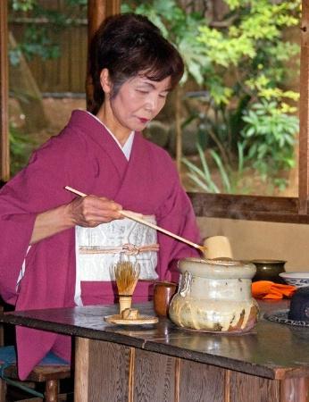 Art of Japanese Tea Brewing