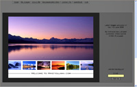 Pro web sites for photographers