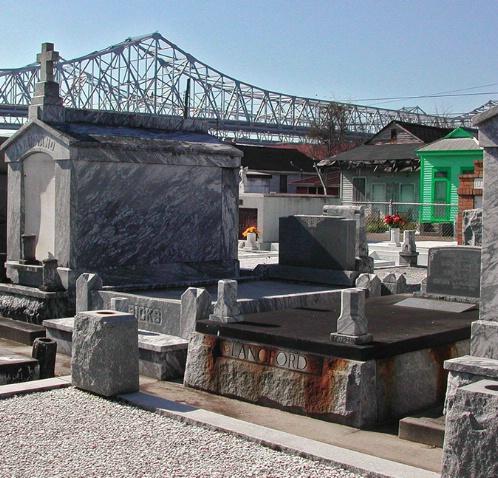 New Orleans Neighborhood Cemetery