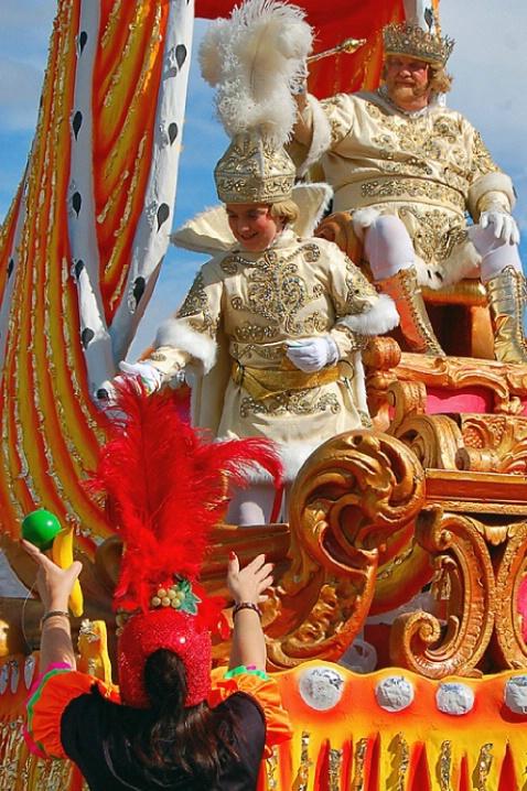 Celebration: Mardi Gras Day  New Orleans - Rex