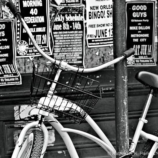 Bike and Billboard