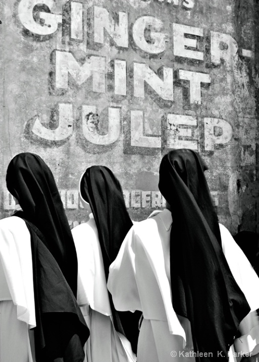 Nun of That!
