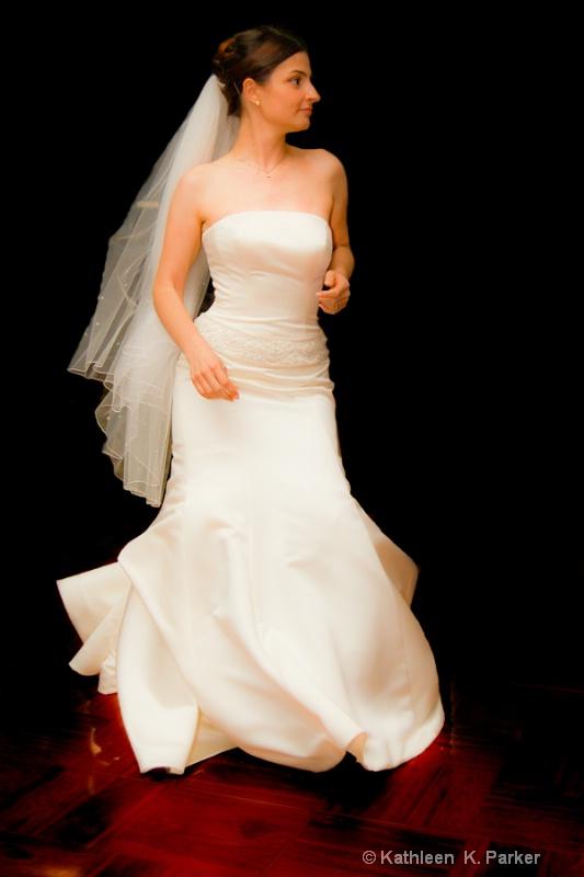 Her Wedding Dance - Re-Created