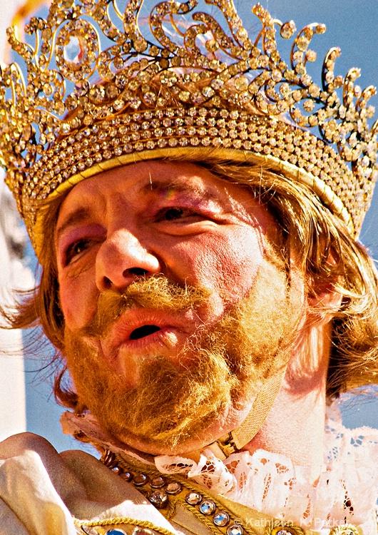 King of Rex, New Orleans Mardi Gras