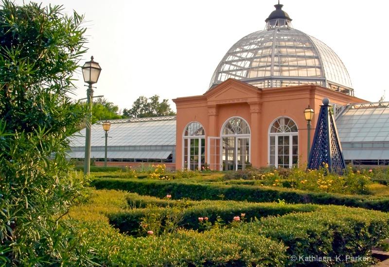 #3656 New Orleans Botanical Garden