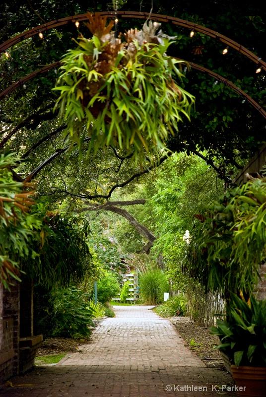 #3687 New Orleans Botanical Garden