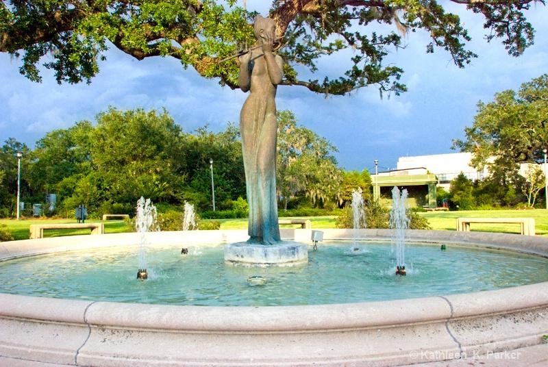 #3647 New Orleans Botanical Garden