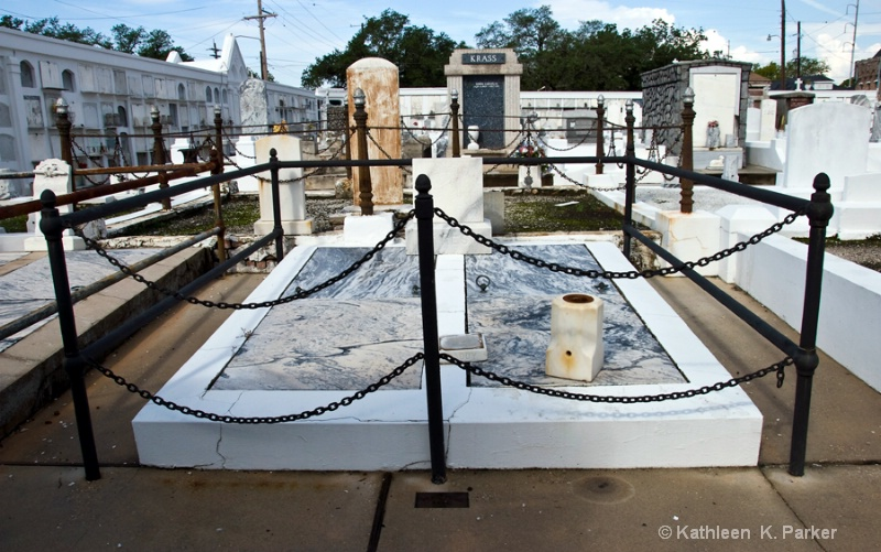 Plot and Surrounding Grave Sites
