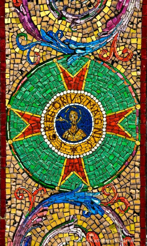 Tomb Mosaic