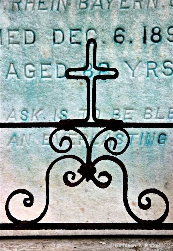 Crosses Voided--Open Cross