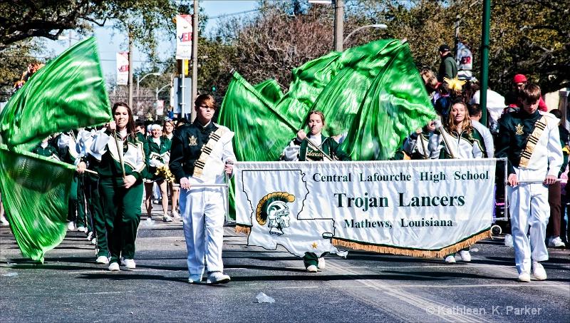 Trojan Lancers
