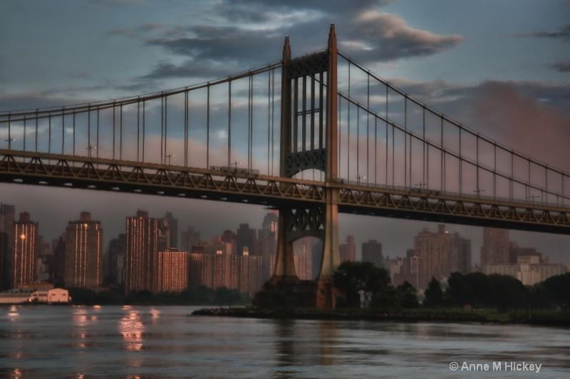 RFK Bridge. NYC