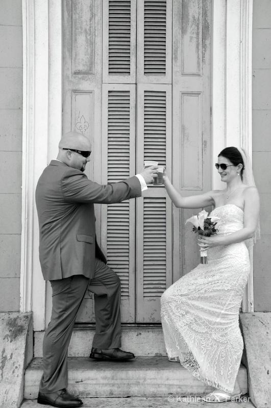 Destination Wedding in BW