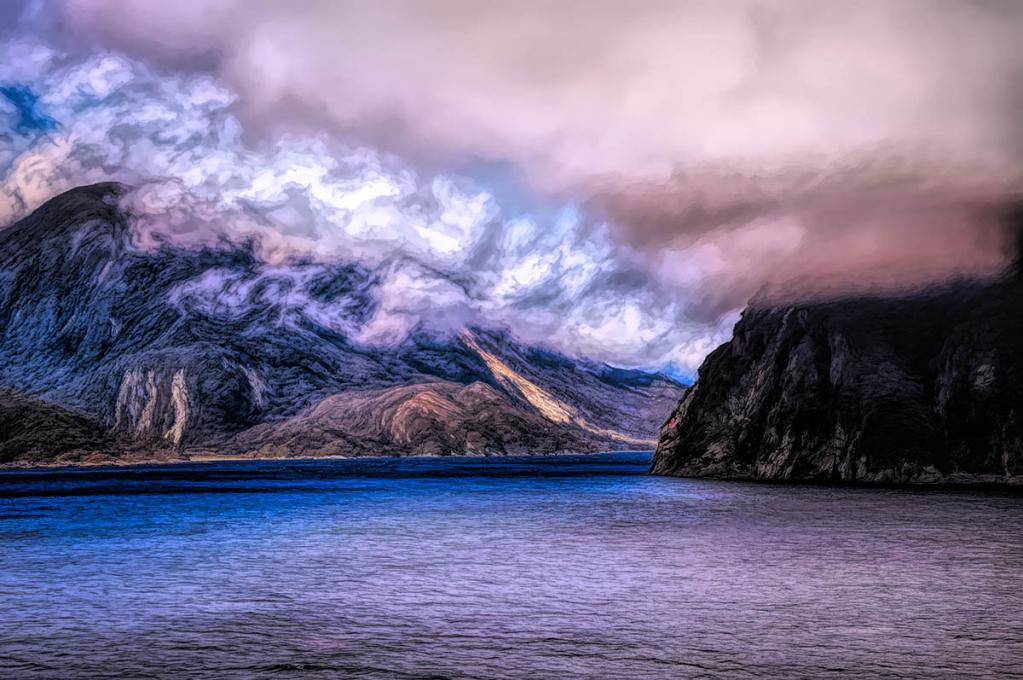 Continuing Through Fjordland