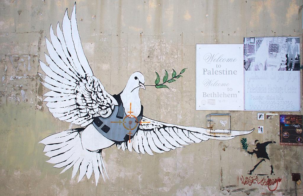 Peace Please Betlehem