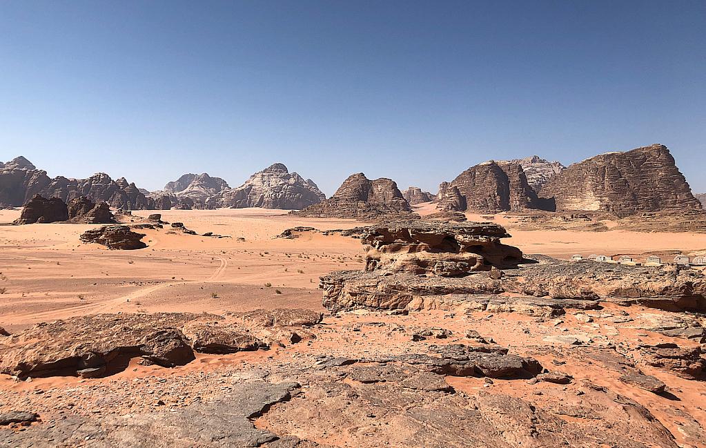 Impressive Wadi Rum