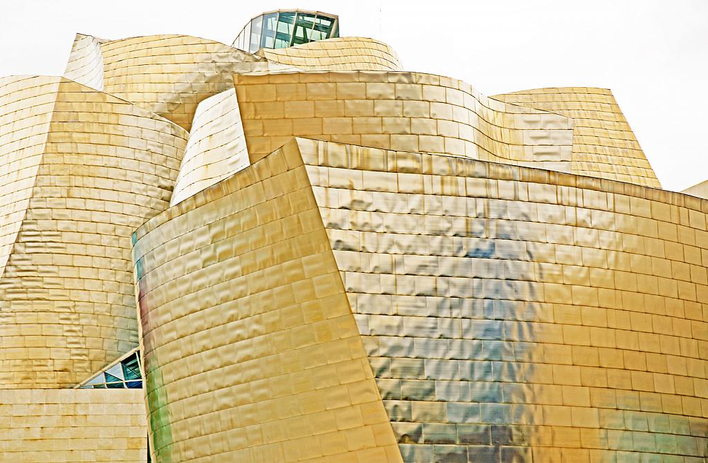 Guggenheim Bilbao.