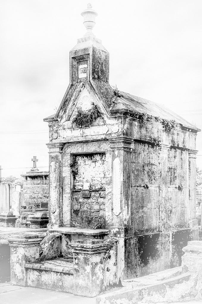 Tomb Circa 1893