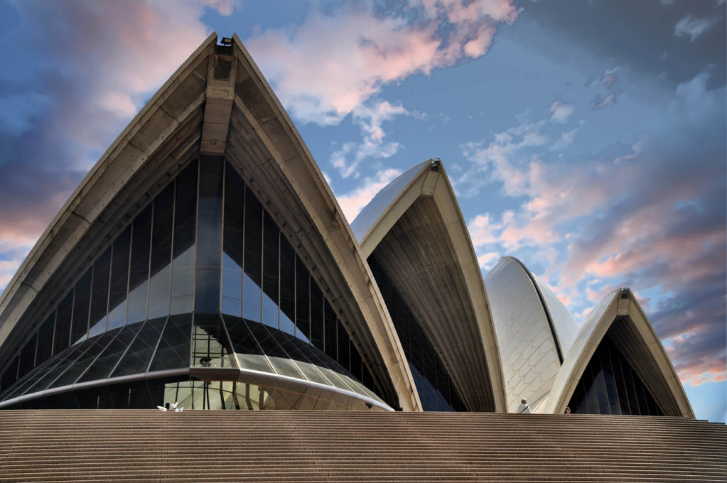 Another Opera House View