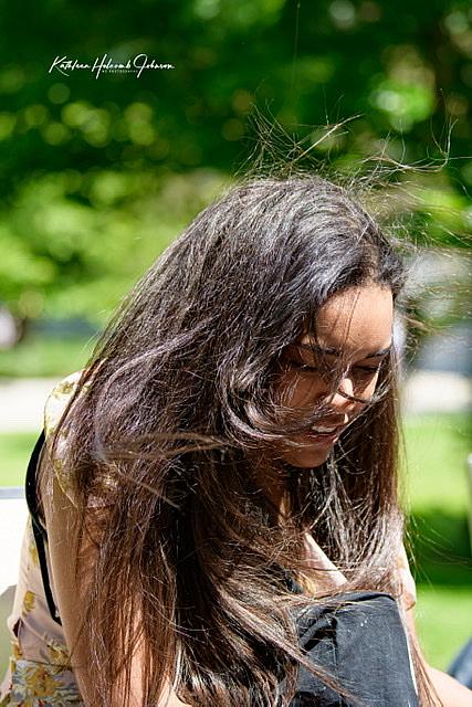 Beauty On A Windy Day!