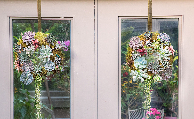 Blossom Wreaths