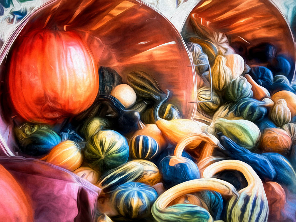 Some Gourds For You