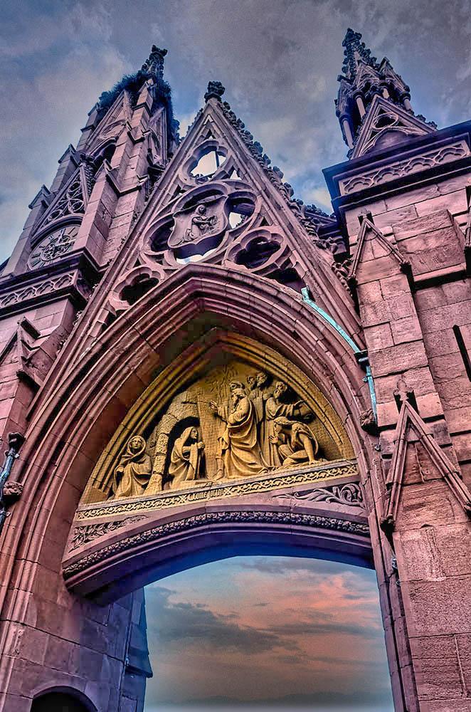 Gothic Archway